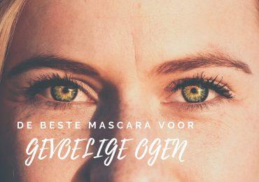 Dit zijn de beste mascara's voor gevoelige ogen