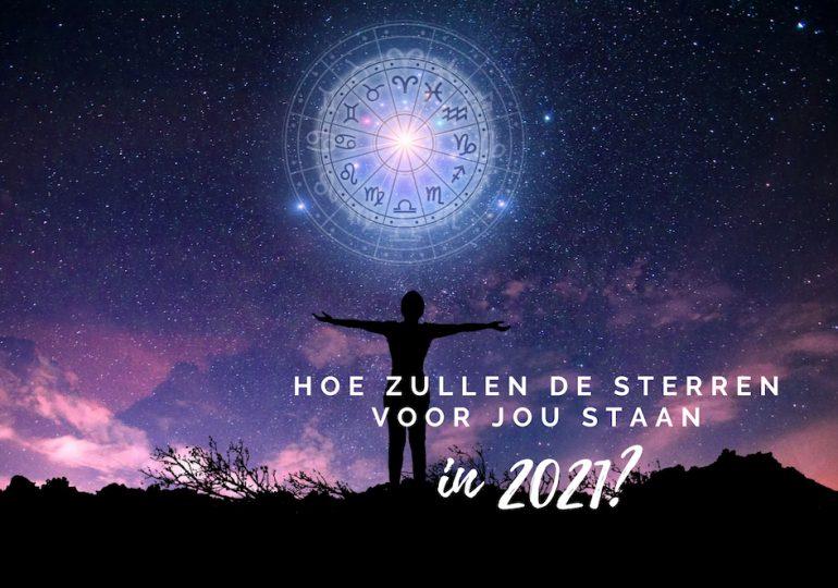 Wat staat jou te wachten in 2021? Lees het in jouw horoscoop!