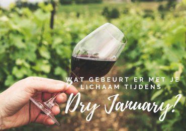 Wat gebeurt er met je lichaam tijdens Dry January?
