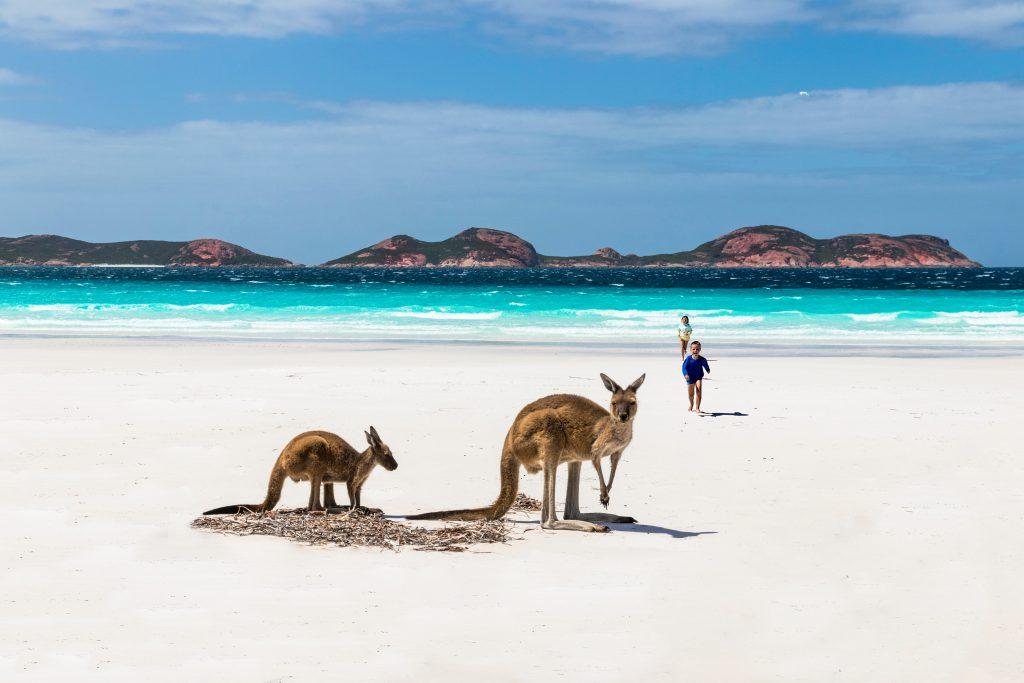 Mooiste vakantiebestemmingen West Australie