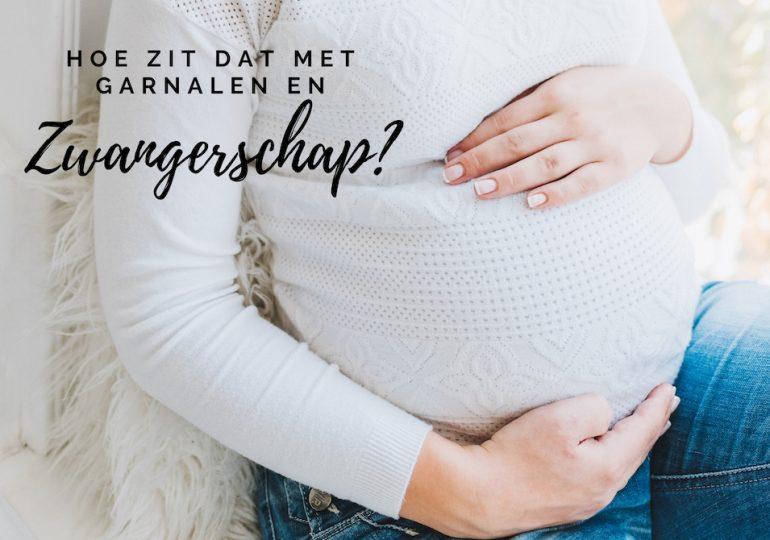 Mag je garnalen en gamba's eten als je zwanger bent?