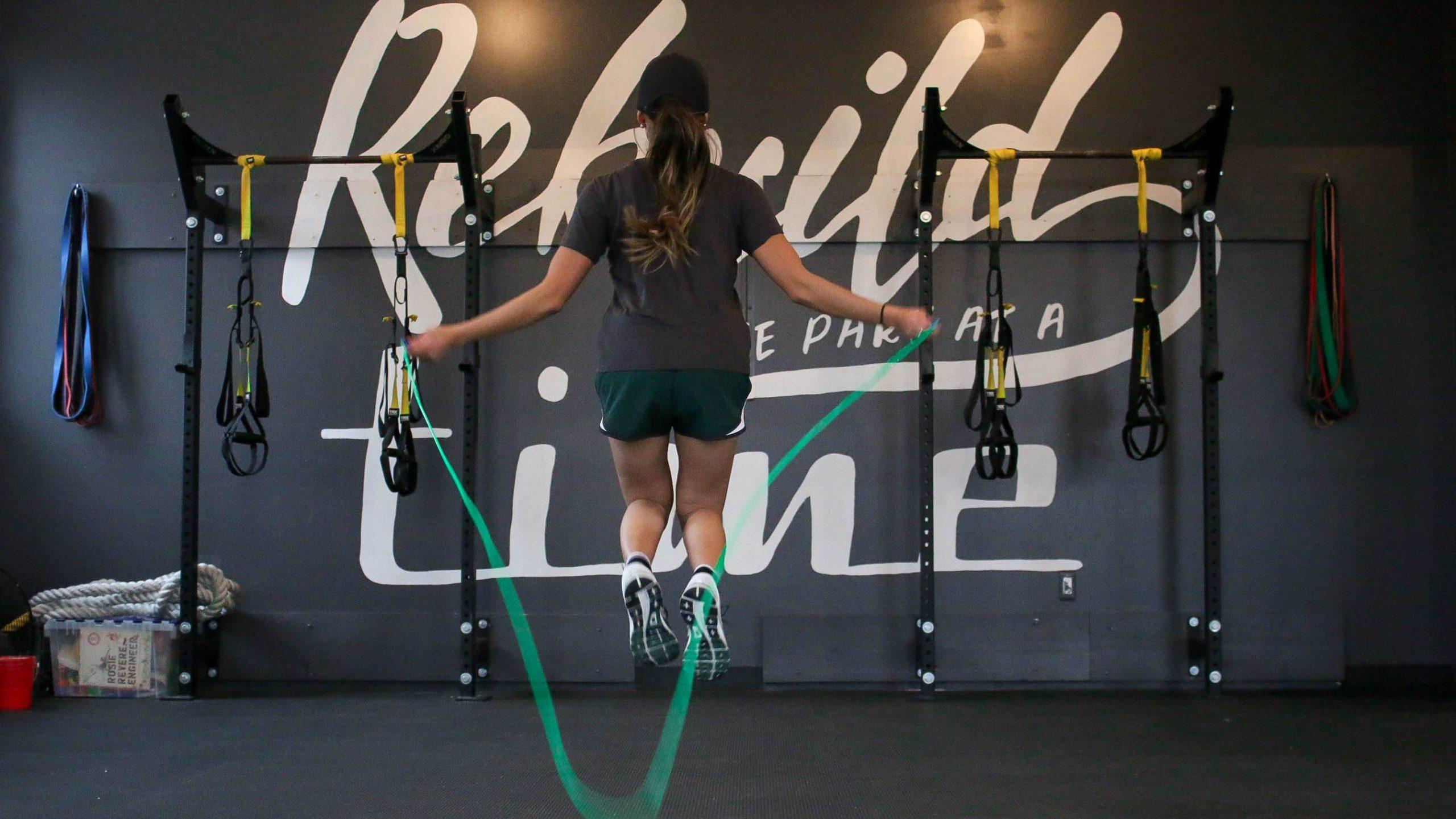 Hoeveel calorieën verbrand je met touwtje springen