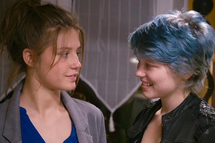 Lesbische films Netflix - blue is the warmest colour