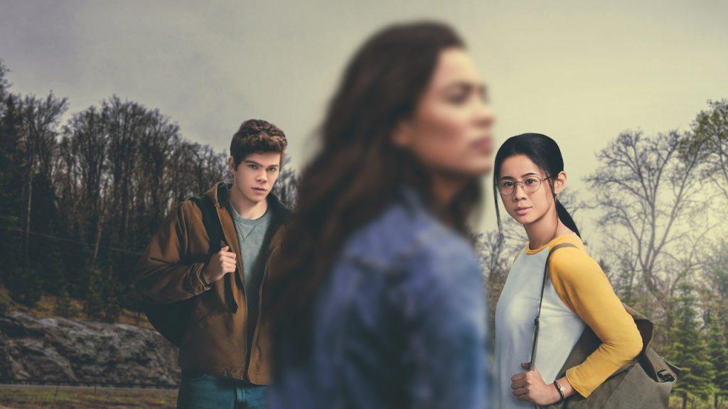 Lesbische films Netflix - the half of it