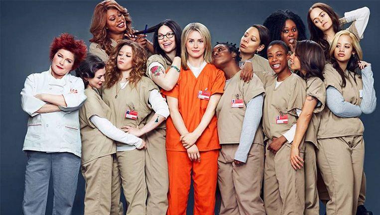 Lesbische series Netflix - orange is the new black