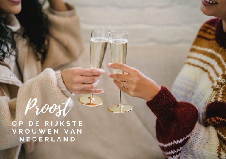 Rijkste vrouwen van Nederland; Quote 500 lijst