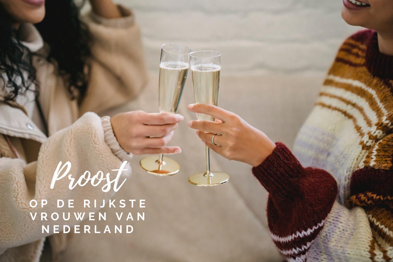 Rijkste vrouwen van Nederland; Quote 500 lijst - Dameswiki