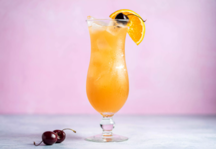 cocktail met rum - hurricane recept