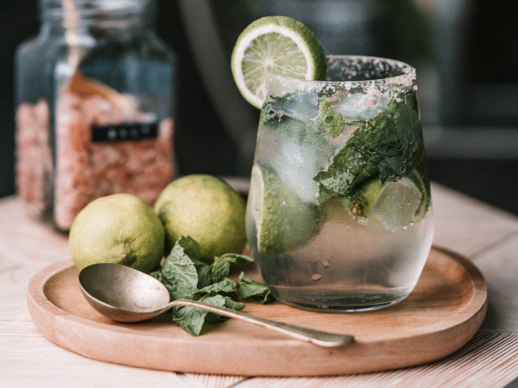 cocktail met rum - mojito recept