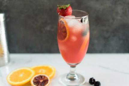 cocktail met rum - rum runner recept