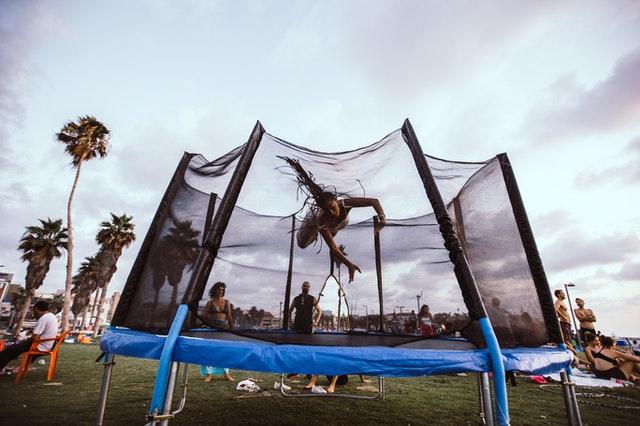 Veilig trampoline springen met deze tips